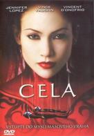 The Cell - Czech Movie Cover (xs thumbnail)