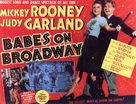 Babes on Broadway - poster (xs thumbnail)