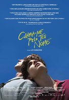 Call Me by Your Name - Portuguese Movie Poster (xs thumbnail)