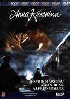 Anna Karenina - Polish DVD movie cover (xs thumbnail)