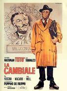 Cambiale, La - Italian Movie Poster (xs thumbnail)