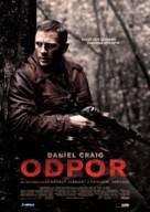 Defiance - Czech Movie Poster (xs thumbnail)