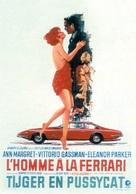 Il tigre - Belgian Movie Poster (xs thumbnail)