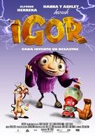 Igor - Mexican Movie Poster (xs thumbnail)