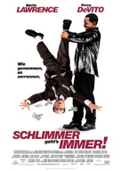 What's The Worst That Could Happen - German Movie Poster (xs thumbnail)
