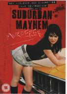 Suburban Mayhem - British DVD cover (xs thumbnail)