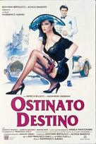 Ostinato destino - Italian Movie Poster (xs thumbnail)