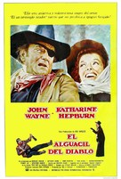 Rooster Cogburn - Argentinian Movie Poster (xs thumbnail)