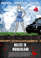Malice in Wonderland - British Movie Poster (xs thumbnail)