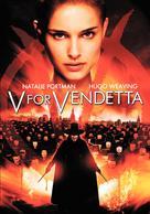 V for Vendetta - DVD movie cover (xs thumbnail)