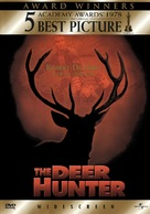 The Deer Hunter - DVD cover (xs thumbnail)