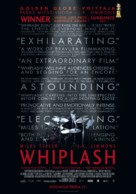 Whiplash - Finnish Movie Poster (xs thumbnail)