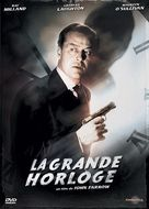 The Big Clock - French DVD cover (xs thumbnail)