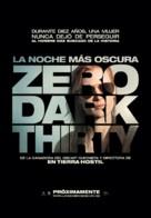 Zero Dark Thirty - Spanish Movie Poster (xs thumbnail)