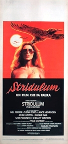 Stridulum - Italian Movie Poster (xs thumbnail)