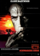 White Hunter Black Heart - German Movie Poster (xs thumbnail)