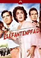 Elephant Walk - German DVD cover (xs thumbnail)