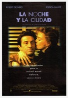 Night and the City - Spanish Movie Poster (xs thumbnail)