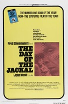 The Day of the Jackal - Movie Poster (xs thumbnail)