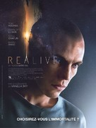 Realive - French Movie Poster (xs thumbnail)