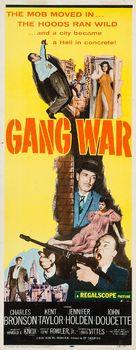 Gang War - Movie Poster (xs thumbnail)