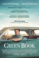 Green Book - British Movie Poster (xs thumbnail)