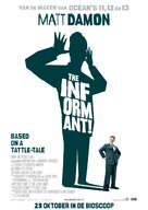 The Informant - Dutch Movie Poster (xs thumbnail)