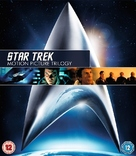 Star Trek: The Motion Picture - British Blu-Ray cover (xs thumbnail)