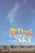 21 Days Under the Sky - Movie Poster (xs thumbnail)
