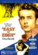 East of Eden - Australian DVD cover (xs thumbnail)