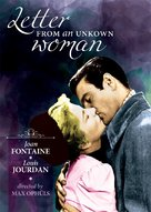 Letter from an Unknown Woman - DVD cover (xs thumbnail)