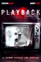 Playback - French Movie Cover (xs thumbnail)