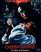 Captain Kronos - Vampire Hunter - Spanish Movie Cover (xs thumbnail)