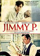 Jimmy P. - DVD movie cover (xs thumbnail)