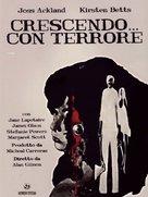 Crescendo - Italian DVD movie cover (xs thumbnail)