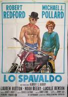 Little Fauss and Big Halsy - Italian Movie Poster (xs thumbnail)