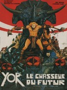 Il mondo di Yor - French Movie Poster (xs thumbnail)