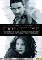 Eagle Eye - Polish Movie Poster (xs thumbnail)