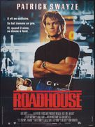 Road House - French Movie Poster (xs thumbnail)