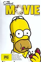 The Simpsons Movie - Australian Movie Cover (xs thumbnail)