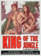 Tarzán en la gruta del oro - Movie Poster (xs thumbnail)