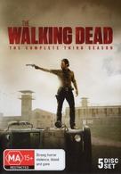 """The Walking Dead"" - Australian DVD movie cover (xs thumbnail)"