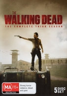 """The Walking Dead"" - Australian DVD movie cover (xs thumbnail)"