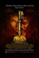 1408 - Hungarian Movie Poster (xs thumbnail)