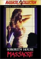 Sorority House Massacre - DVD movie cover (xs thumbnail)