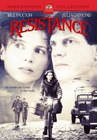 Resistance - German DVD cover (xs thumbnail)