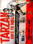 Tarzan Goes to India - Movie Poster (xs thumbnail)