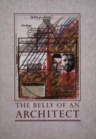The Belly of an Architect - British Movie Cover (xs thumbnail)