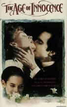 The Age of Innocence - VHS movie cover (xs thumbnail)