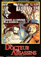 The Doctor and the Devils - French Movie Poster (xs thumbnail)